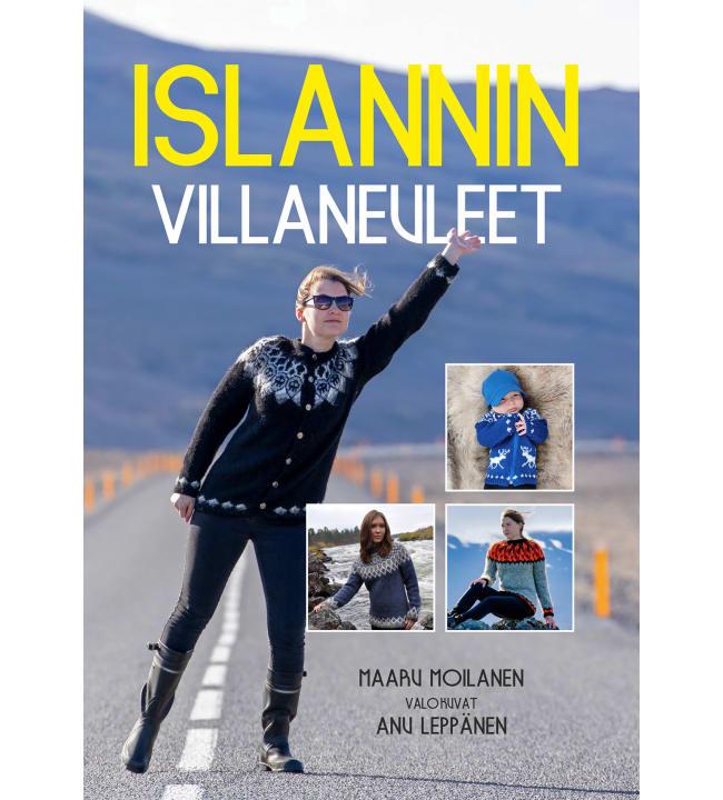 Maaru Moilanen: Islannin villaneuleet