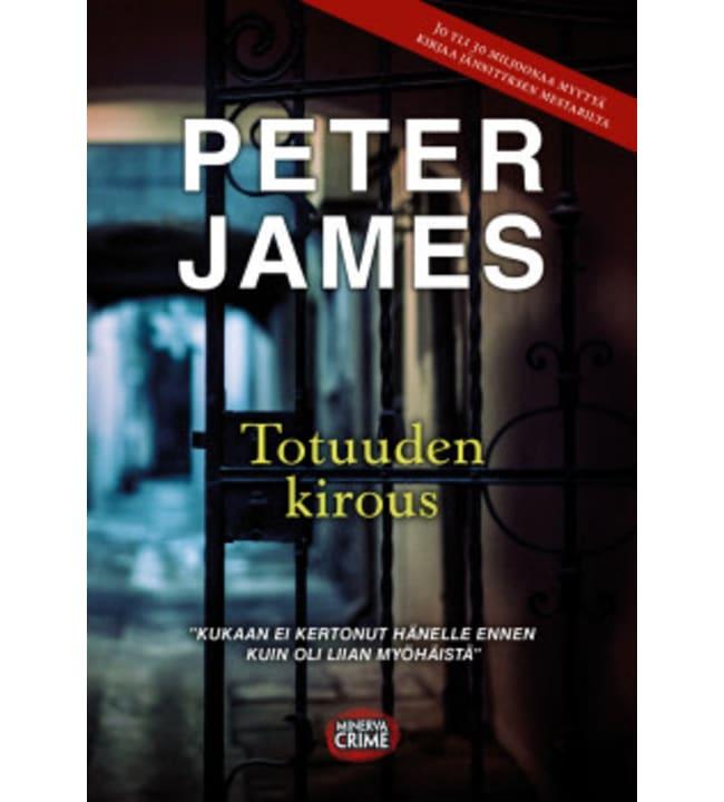 Peter James: Totuuden kirous pokkari