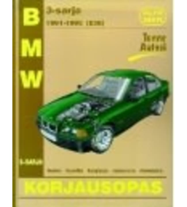 Alfamer BMW 300-sarja 1991-1998 korjausopas