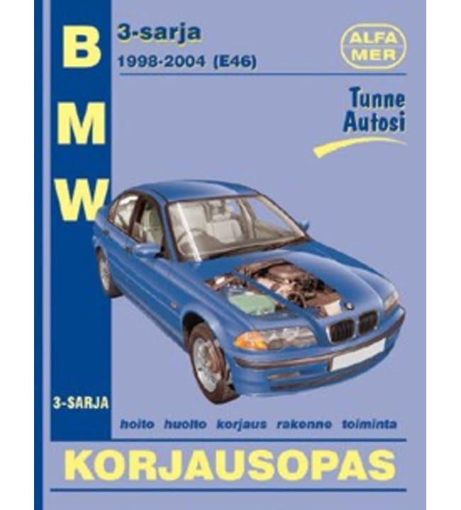 Alfamer BMW 3-sarja 1998-2004 korjausopas