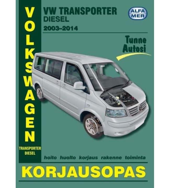 Alfamer Volkswagen Transporter 2003-2014 korjausopas