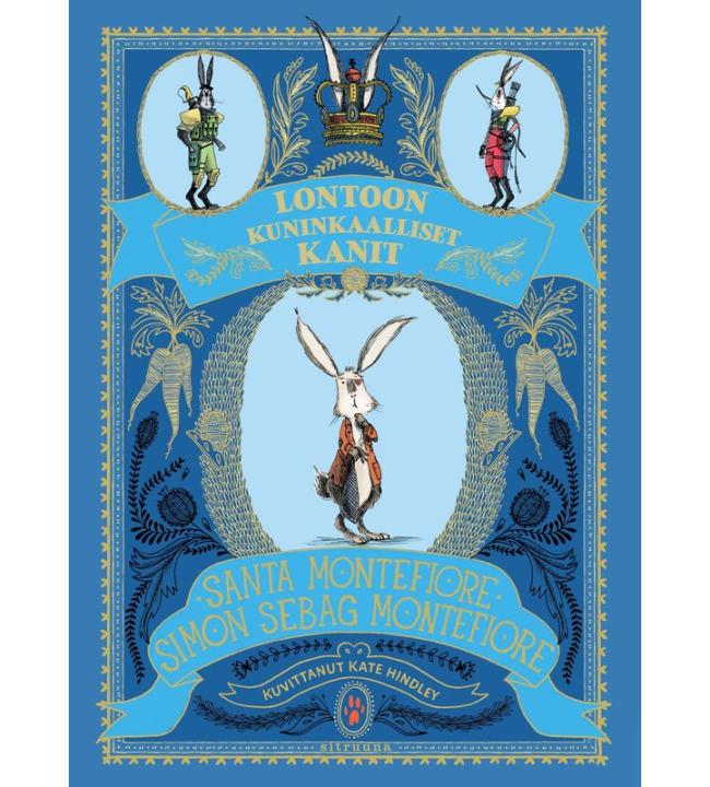 Santa Montefiore, Simon Sebag Montefiore: Lontoon kuninkaalliset kanit