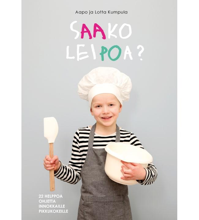 Aapo ja Lotta Kumpula: Saako leipoa