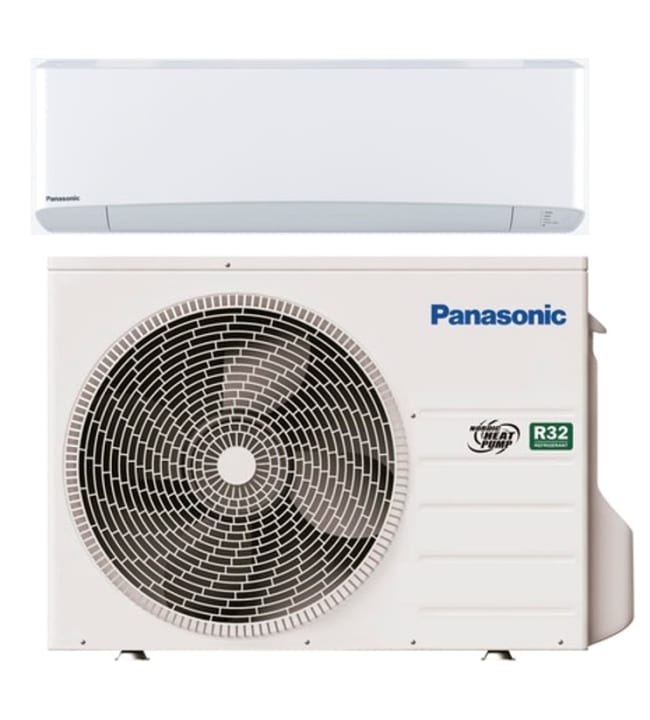 Panasonic CS-NZ25VKE Ilmalämpöpumppu