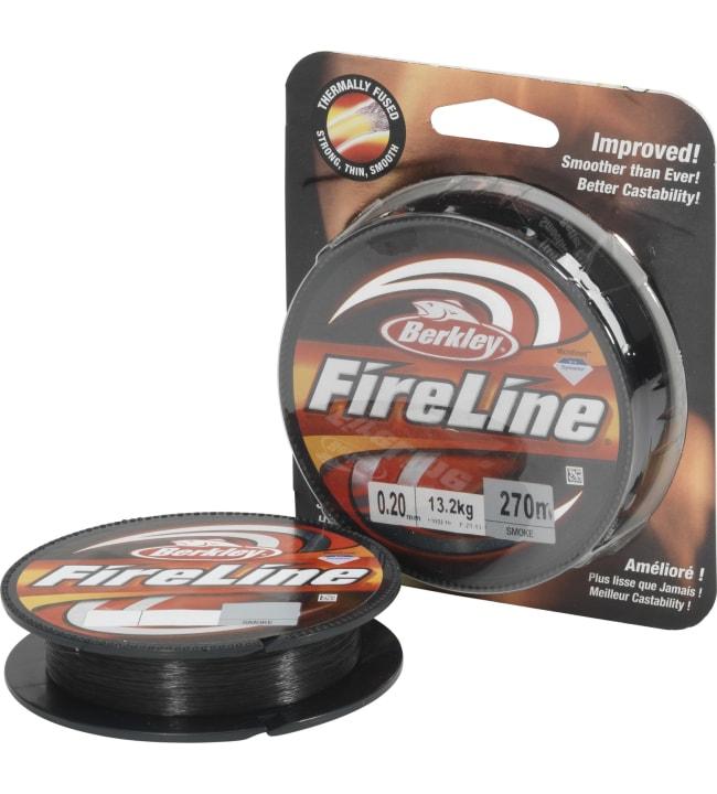 Berkley Fireline 110m Smoke siima