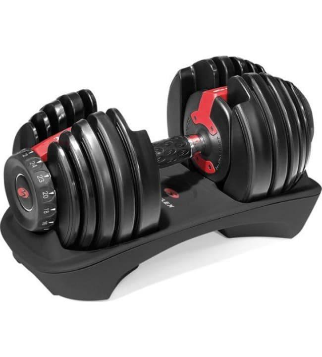 Bowflex SelectTech 552i 2-24 kg säädettävä käsipaino