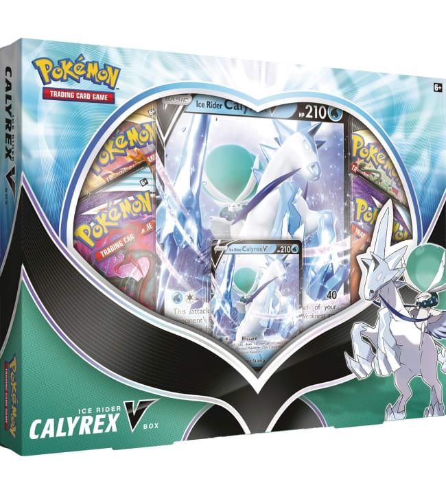 Pokemon Calyrex V V Box