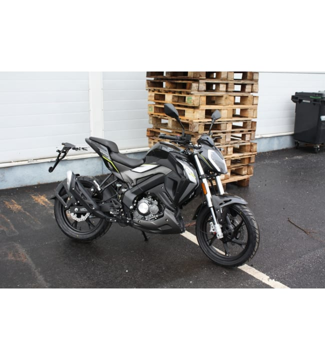 Keeway 125 RKF moottoripyörä