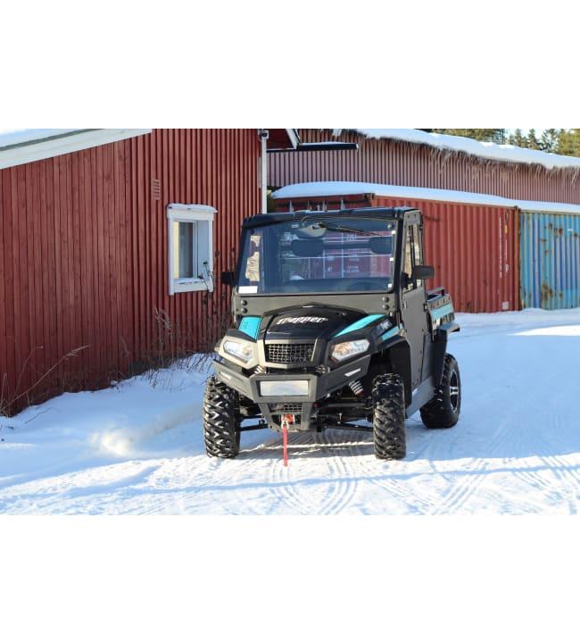 Trapper 550 UTV T1 EPS mönkijä lämpöhytillä