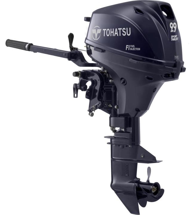 Tohatsu MFS9.9ES 4T perämoottori