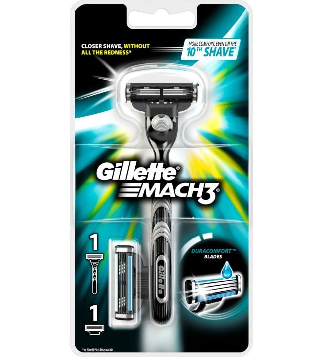 Gillette Mach 3 partahöylä