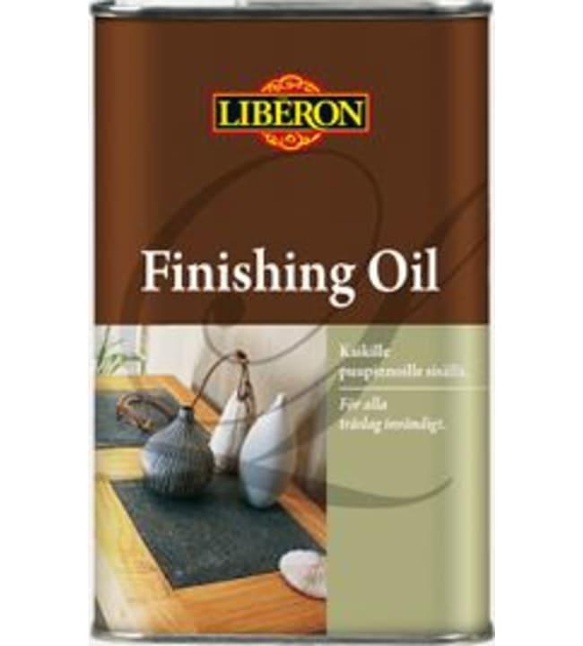 Liberon Finishing Oil -öljy