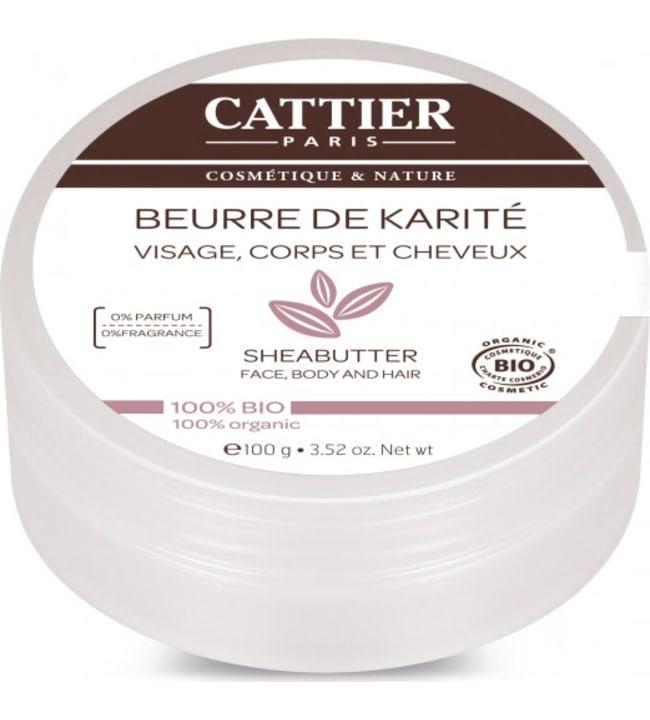 Cattier Paris 100 g sheavoi