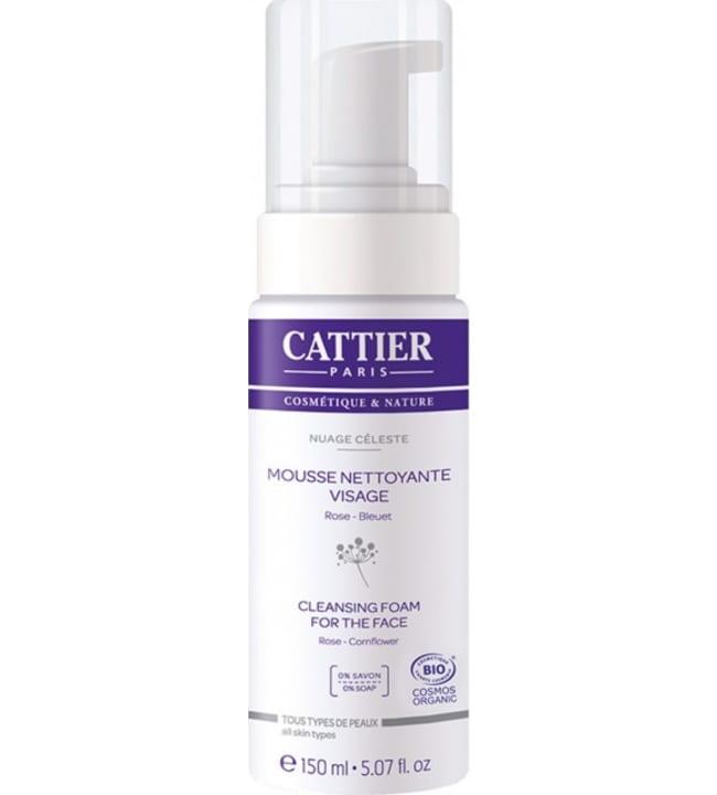 Cattier Ruusu & Ruiskukka 150 ml puhdistusvaahto kasvoille
