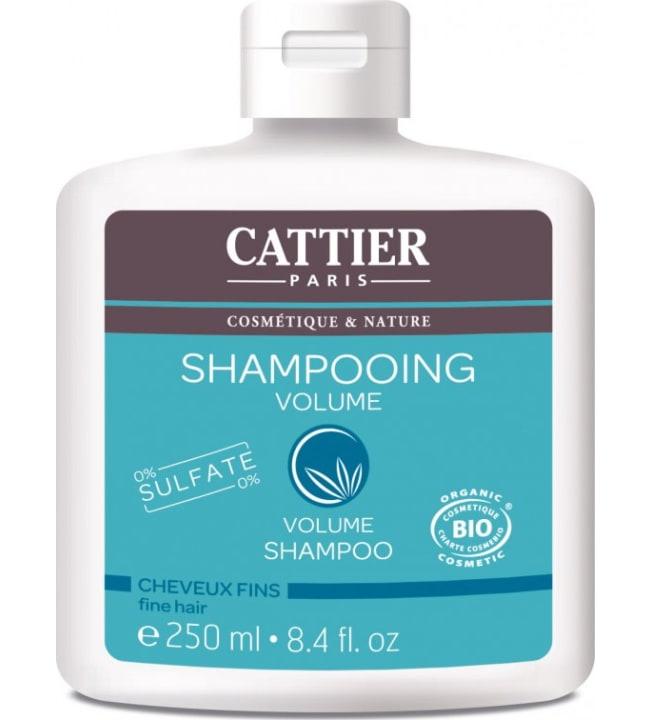 Cattier Volume - Tuuheuttava 250 ml shampoo