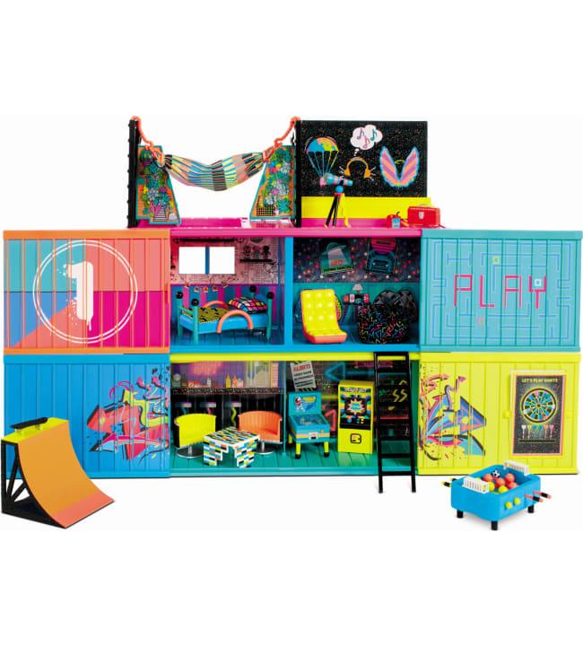 L.O.L. Surprise Clubhouse Playset leikkisetti