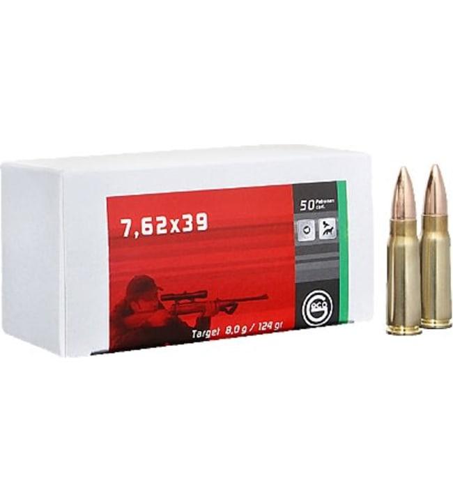 Geco 7,62x39 VM 8,0 g 50 kpl patruuna