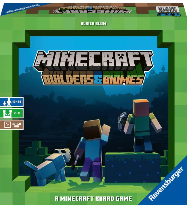 Ravensburger Minecraft lautapeli