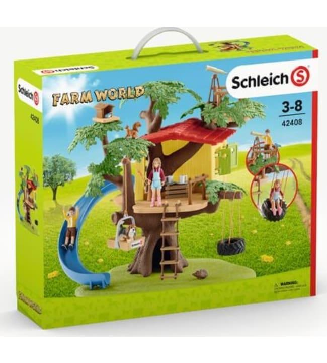 Schleich Farm World 42408 Seikkailupuumaja
