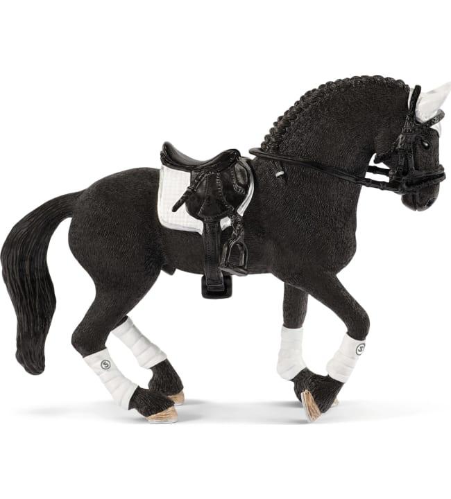 Schleich Horse Club 42457 Friisiläisori, ratsastuskilpailut