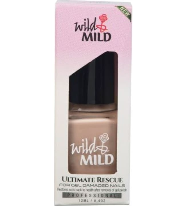 Wild&Mild Ultimate Rescue 12 ml kynsien hoitoaine