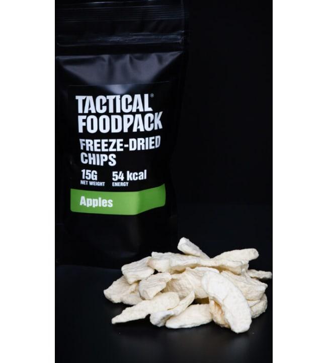 Tactical Foodpack Kuivattuja omenaviipaleita
