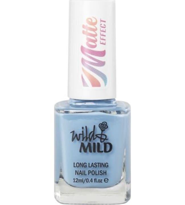 Wild&Mild Matte 12 ml kynsilakka