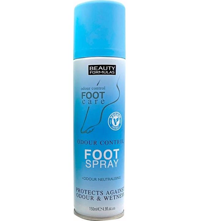 Beauty Formulas 150 ml jalkasuihke