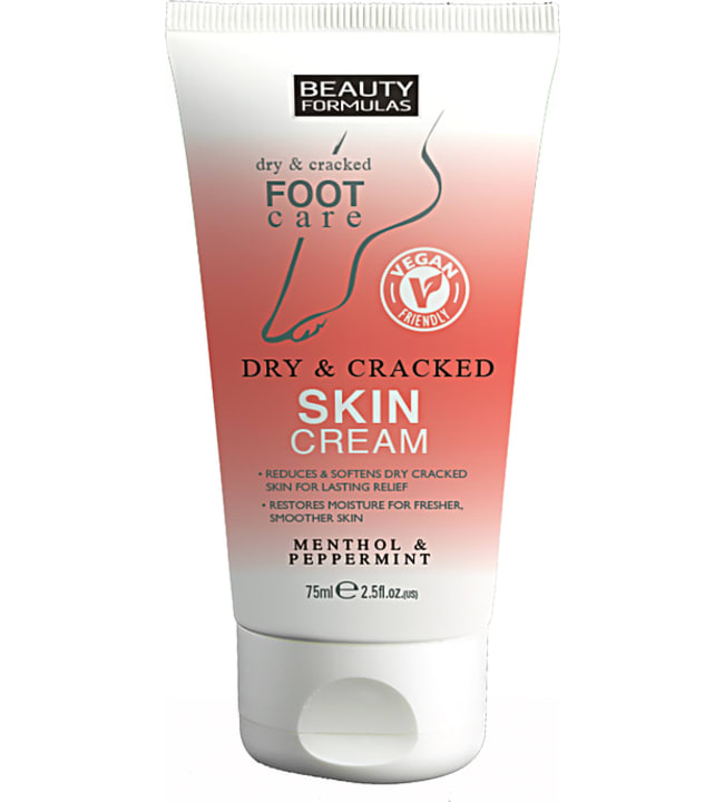 Beauty Formulas Dry&Cracked 75 ml voide