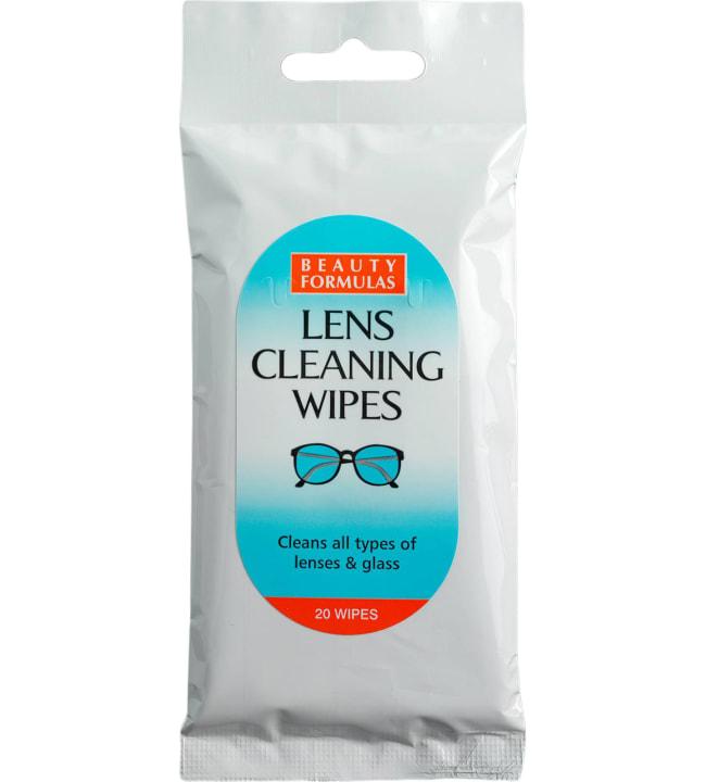 Beauty Formulas 20 kpl silmälasien puhdistusliina