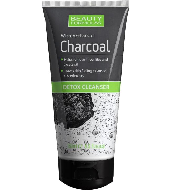 Beauty Form Charcoal Detox Cleanser 150 ml puhdistusaine
