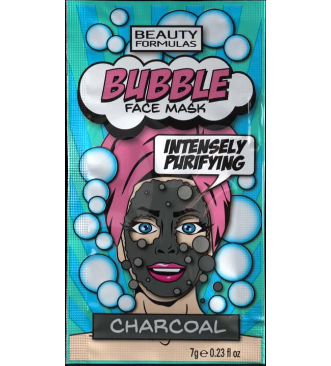 Beauty Formulas Charcoal 7 g kuplanaamio