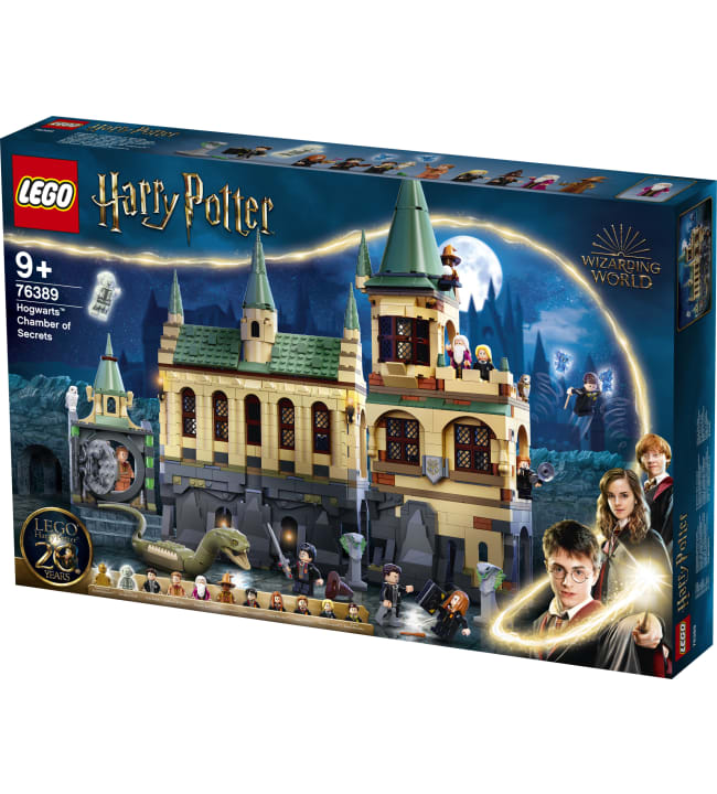 LEGO Harry Potter 76389 Tylypahkan salaisuuksien kammio