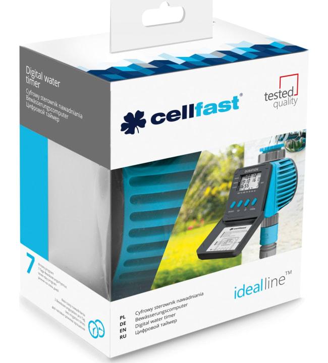 Cellfast Ideal Line digitaalinen kasteluajastin