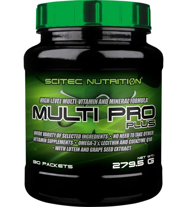 Scitec Nutrition Multi Pro Plus 30 pss ravintolisä