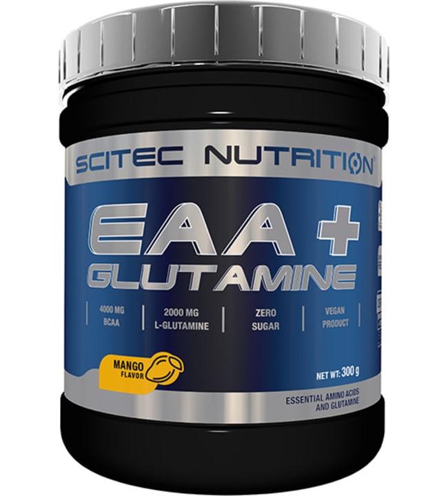 Scitec Nutrition EAA+Glutamine Mango 300 g aminohappojuomajauhe
