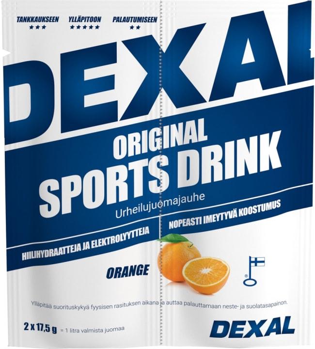 Dexal Original Appelsiini 2x17,5 g urheilujuomajauhe