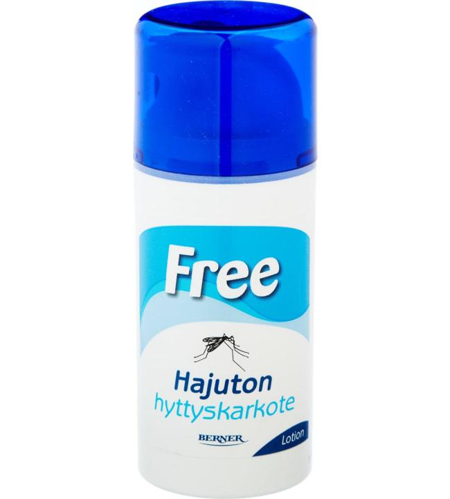 Free 100 ml lotion hyttyskarkoite