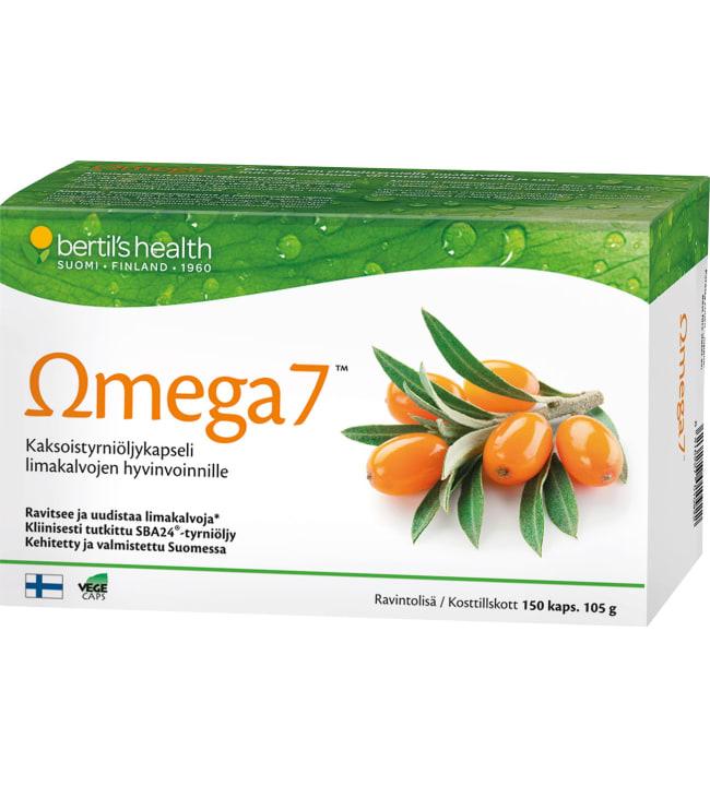 Valioravinto Omega7 150 kaps. ravintolisä