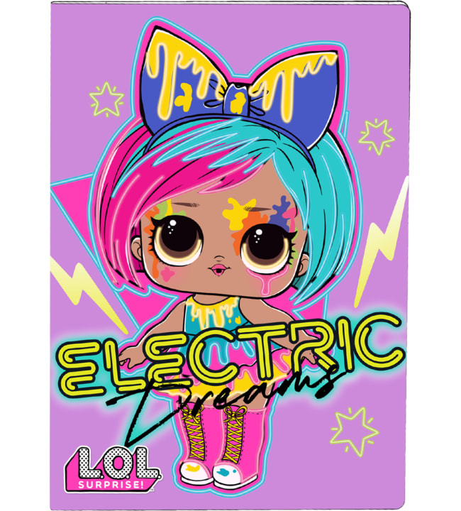 L.O.L Surprise! Electric Dreams värityskirja