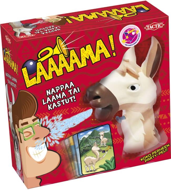 Tactic Laaaama! peli