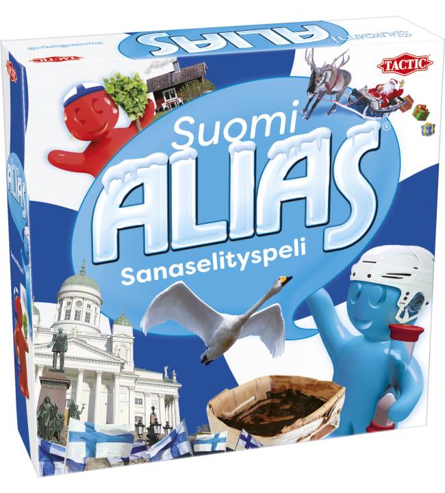 Tactic Suomi-Alias peli