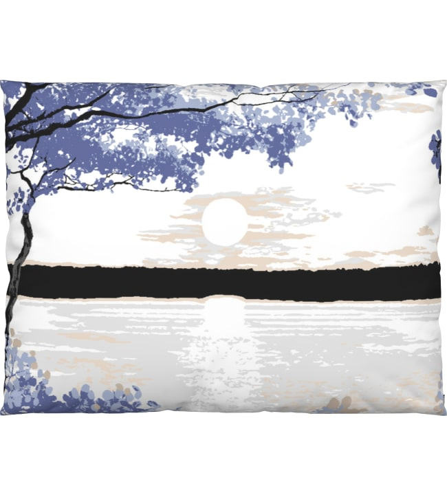 Vallila Auringonlasku tyynyliina