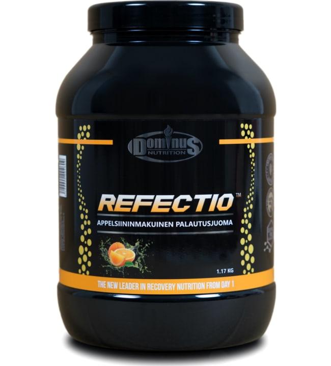 Dominus Nutrition Refectio Appelsiini 1,17 kg palautusjuoma