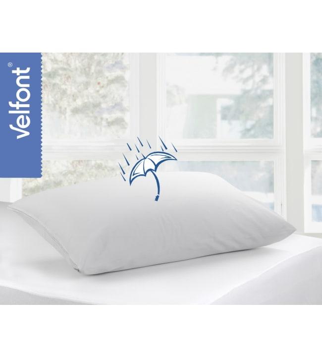 Velfont Respira nesteenpitävä tyynyliina