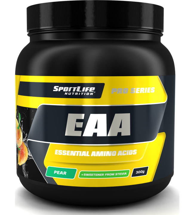 SportLife Nutrition EAA Pear 300 g aminohappojauhe