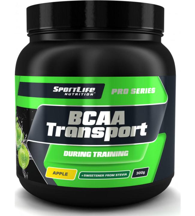 SportLife Nutrition BCAA Transport  Omena 300 g aminohappojuomajauhe