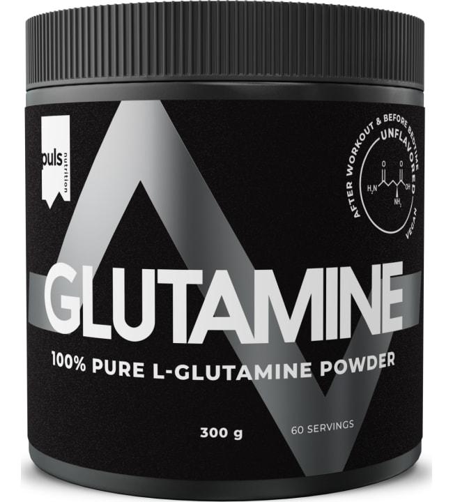Puls Nutrition Glutamine 300 g L-glutamiini