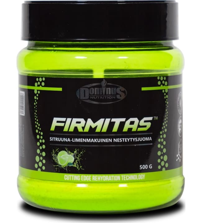 Dominus Nutrition Firmitas Sitruuna-Lime 500 g nesteytysjuoma