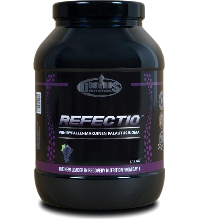 Dominus Nutrition REFECTIO™ Tumma viinirypäle 1, 17 kg palautusjuoma